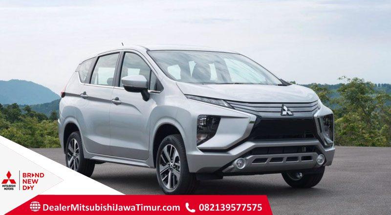 Sales, Dealer, Harga Mitsubishi Xpander Exceed MT Putih OTR Sidoarjo Jawatimur
